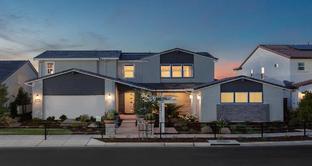Plan 4 - Berkshire: Tracy, California - Woodside Homes