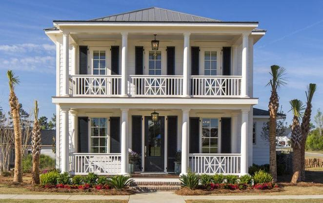 New Plan:Front Elevation