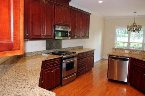 Kitchen-in-Highlands Collection-The Viceroy-at-Woodside Community-in-Aiken