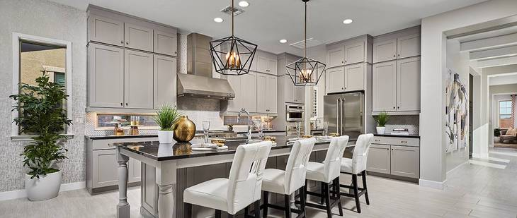 redcliffe at kensington in gilbert az new homes floor plans by