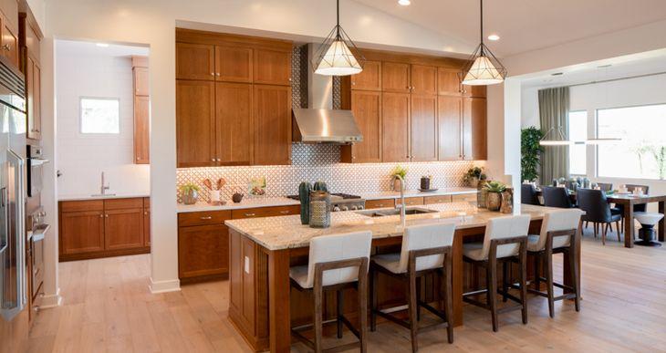 Elevation:Woodside Homes - Style