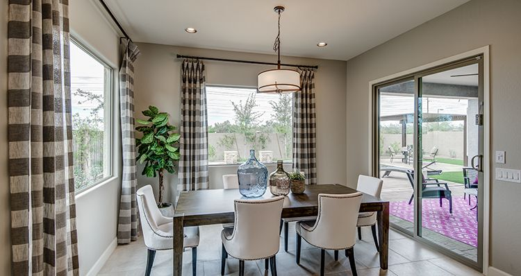 Living Area featured in the Chateau By Woodside Homes in Phoenix-Mesa, AZ