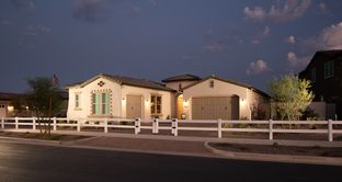 Style - Elegance at Eastmark: Mesa, Arizona - Woodside Homes