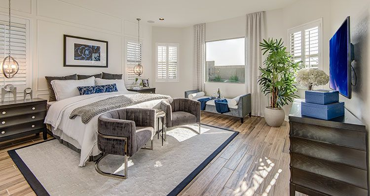 Bedroom featured in the Blissful By Woodside Homes in Phoenix-Mesa, AZ