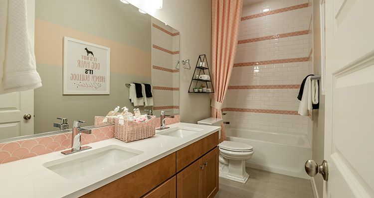 Bathroom featured in the Harmony By Woodside Homes in Phoenix-Mesa, AZ