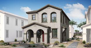 Hamlet - Villas at Cypress Ridge: Phoenix, Arizona - Woodside Homes