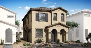 District - Villas at Cypress Ridge: Phoenix, Arizona - Woodside Homes