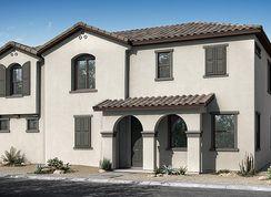 Haven - Villas at Cypress Ridge: Phoenix, Arizona - Woodside Homes
