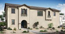 Villas at Cypress Ridge by Woodside Homes in Phoenix-Mesa Arizona