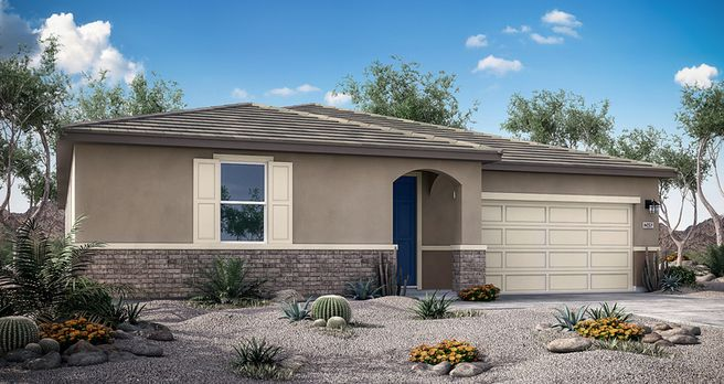 3319 W Donner Drive (Lookout - Lot 115)