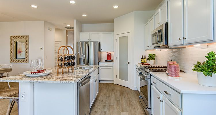 Kitchen featured in the Rushmore By Woodside Homes in Phoenix-Mesa, AZ
