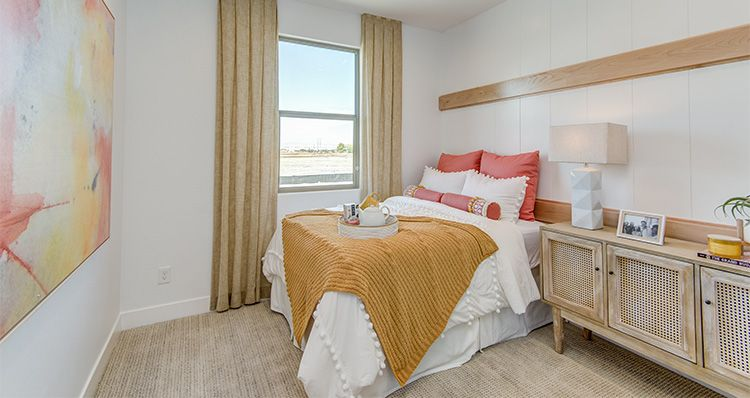 Bedroom featured in the Rushmore By Woodside Homes in Phoenix-Mesa, AZ