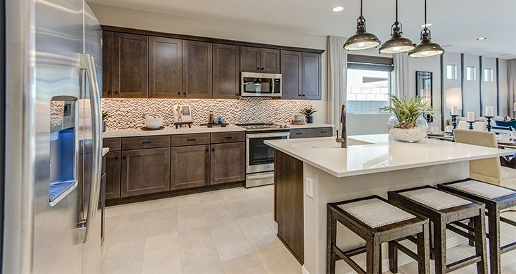 Kitchen featured in the Zion By Woodside Homes in Phoenix-Mesa, AZ