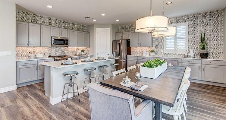 Kitchen featured in the Canyon By Woodside Homes in Phoenix-Mesa, AZ