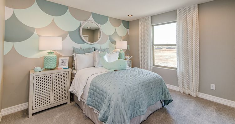 Bedroom featured in the Canyon By Woodside Homes in Phoenix-Mesa, AZ