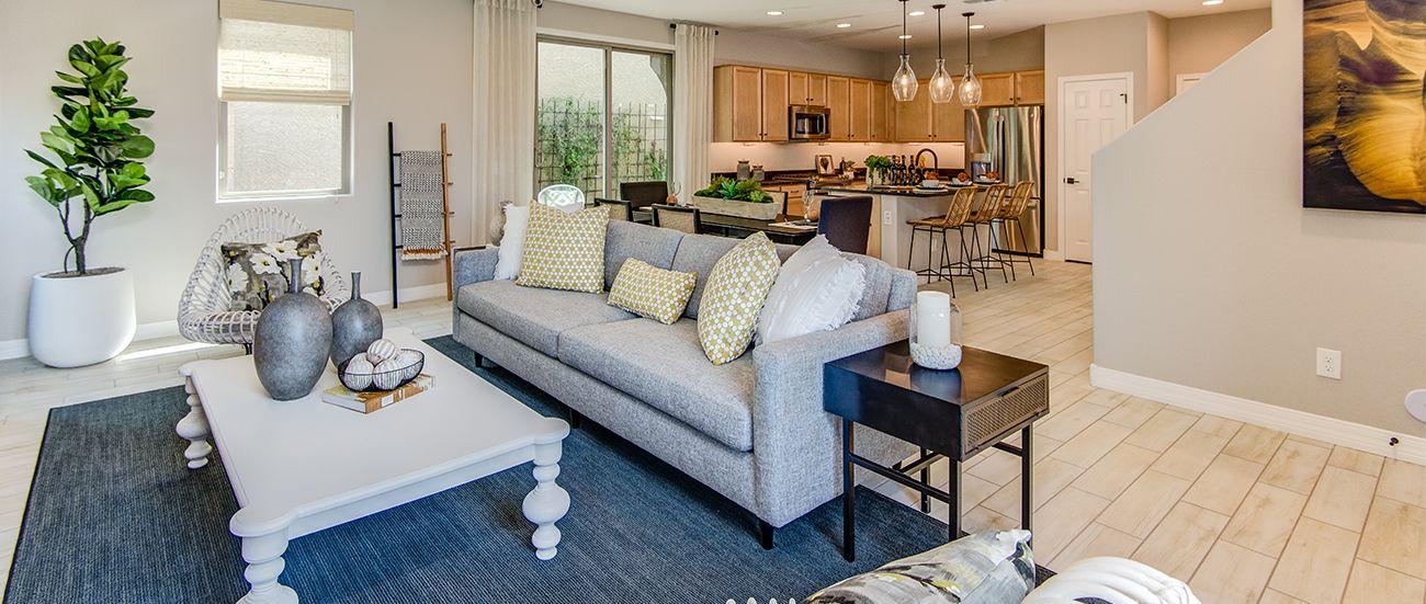 'Villas at Cypress Ridge' by Woodside Homes - Phoenix in Phoenix-Mesa