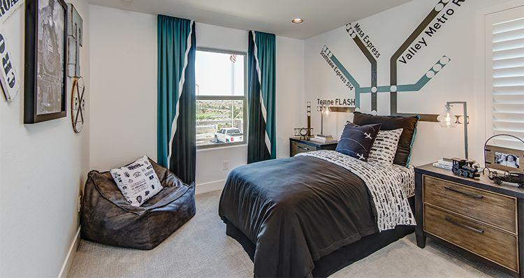 Bedroom featured in the Hamlet By Woodside Homes in Phoenix-Mesa, AZ