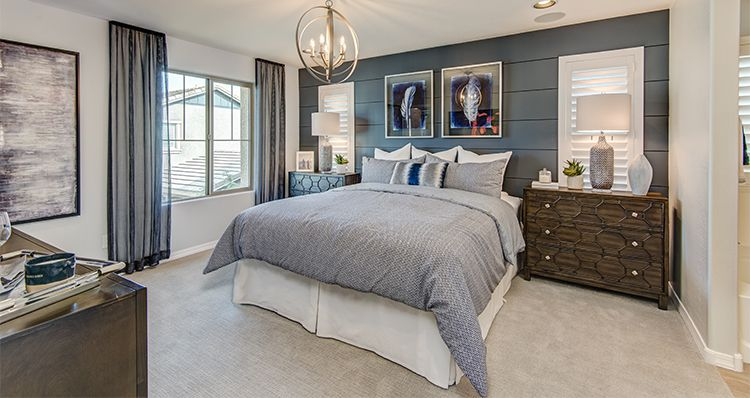 Bedroom featured in the District By Woodside Homes in Phoenix-Mesa, AZ