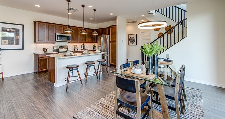 Kitchen featured in the Colony By Woodside Homes in Phoenix-Mesa, AZ