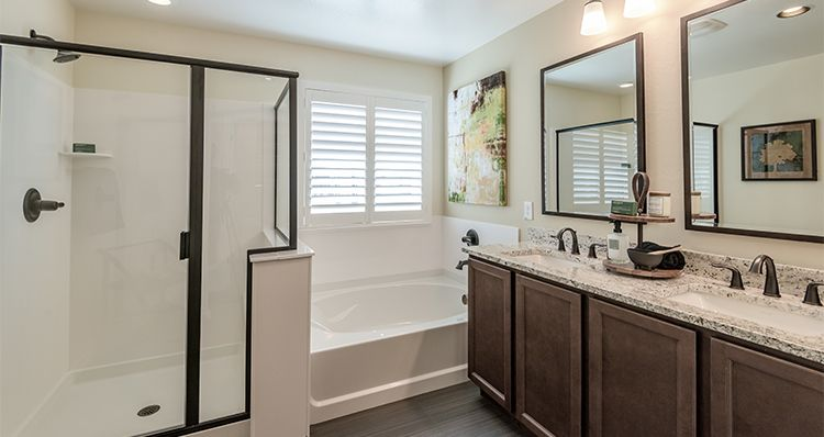Bathroom featured in the Colony By Woodside Homes in Phoenix-Mesa, AZ