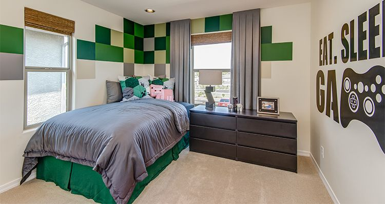 Bedroom featured in the Colony By Woodside Homes in Phoenix-Mesa, AZ