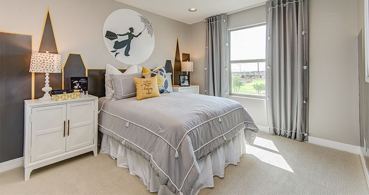 Bedroom featured in the Townlet (Loop) By Woodside Homes in Phoenix-Mesa, AZ