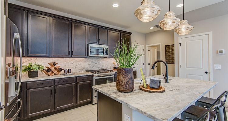 Kitchen featured in the Haven By Woodside Homes in Phoenix-Mesa, AZ