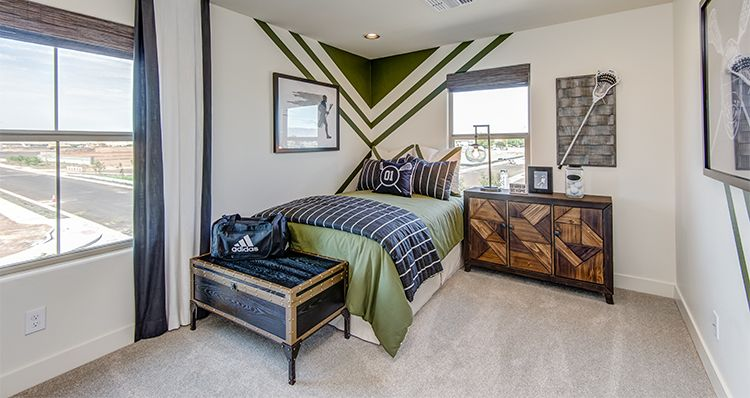 Bedroom featured in the Haven By Woodside Homes in Phoenix-Mesa, AZ