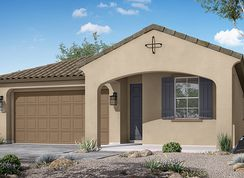 Zion - Views at Verrado: Buckeye, Arizona - Woodside Homes
