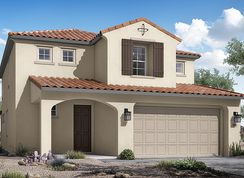 Liberty - Views at Verrado: Buckeye, Arizona - Woodside Homes