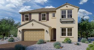 Jewel - Enchantment at Eastmark: Mesa, Arizona - Woodside Homes