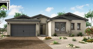 Blissful - Tranquility at Eastmark: Mesa, Arizona - Woodside Homes