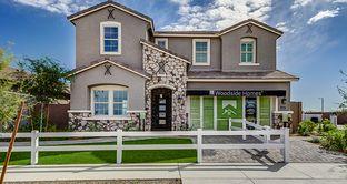 Tapeats - Lot 117 - Zanjero Trails: Surprise, Arizona - Woodside Homes