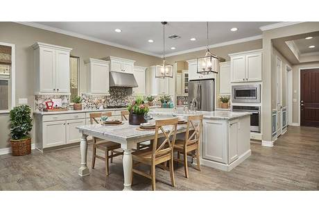 Kitchen-in-Dover-at-Norland at Kensington Estates-in-Gilbert