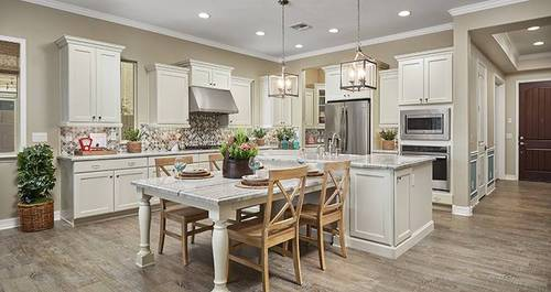 Kitchen-in-Dover-at-Norland at Kensington-in-Gilbert