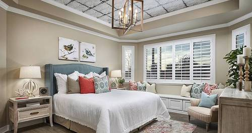 Bedroom-in-Dover-at-Norland at Kensington-in-Gilbert