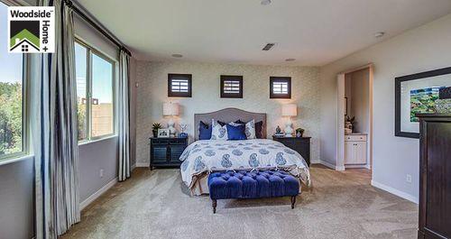 Bedroom-in-Heritage-at-Eastmark Legacy Series-in-Mesa