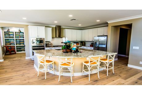 Kitchen-in-Legend-at-Eastmark Legacy Series-in-Mesa