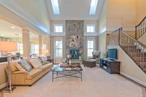 Greatroom-and-Dining-in-The Balmoral-at-The Mount Vernon Collection at Brentwood Springs-in-Round Hill