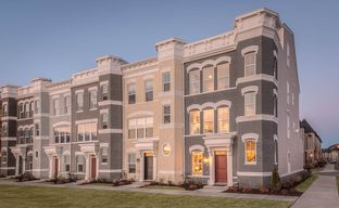 Vanderbilts on the Green at EastChurch by Wormald Homes in Washington Maryland