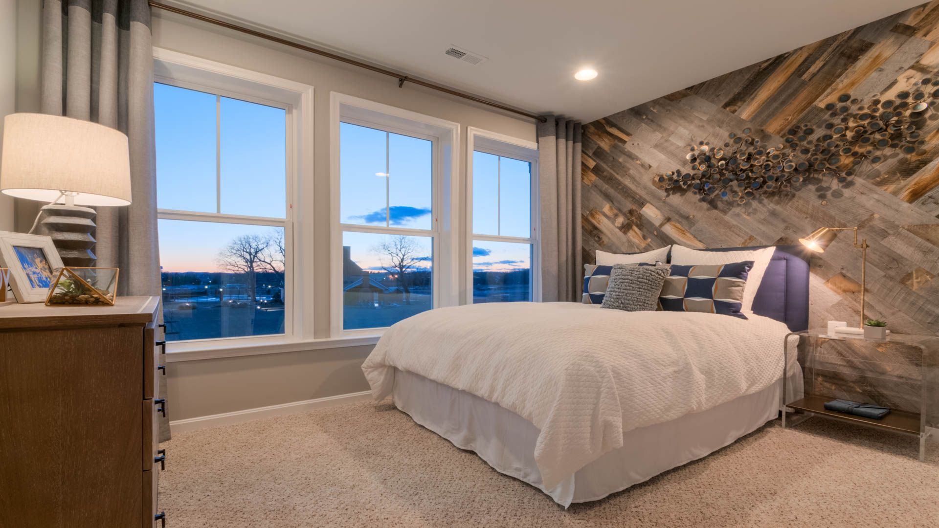 Bedroom featured in The Vanderbilt By Wormald Homes in Washington, MD