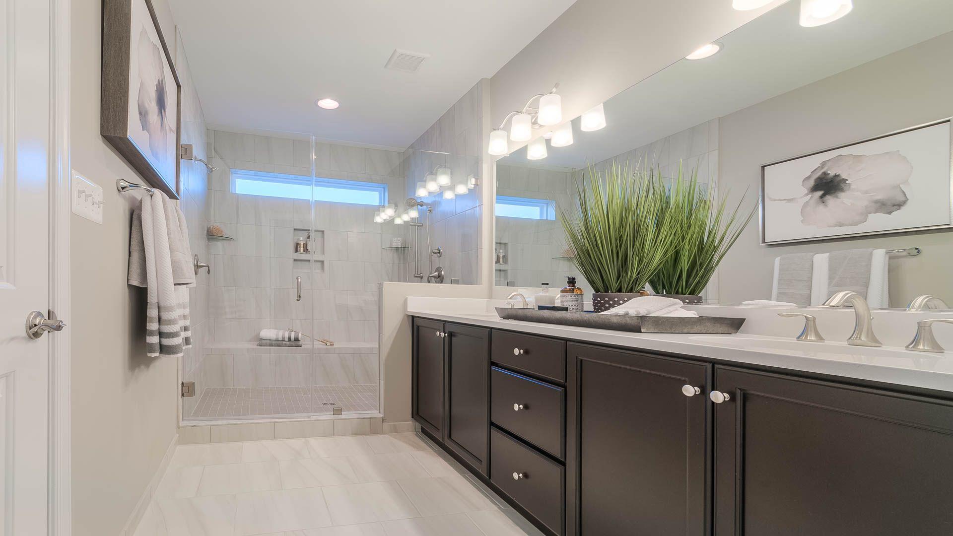 Bathroom featured in The Vanderbilt By Wormald Homes in Washington, MD