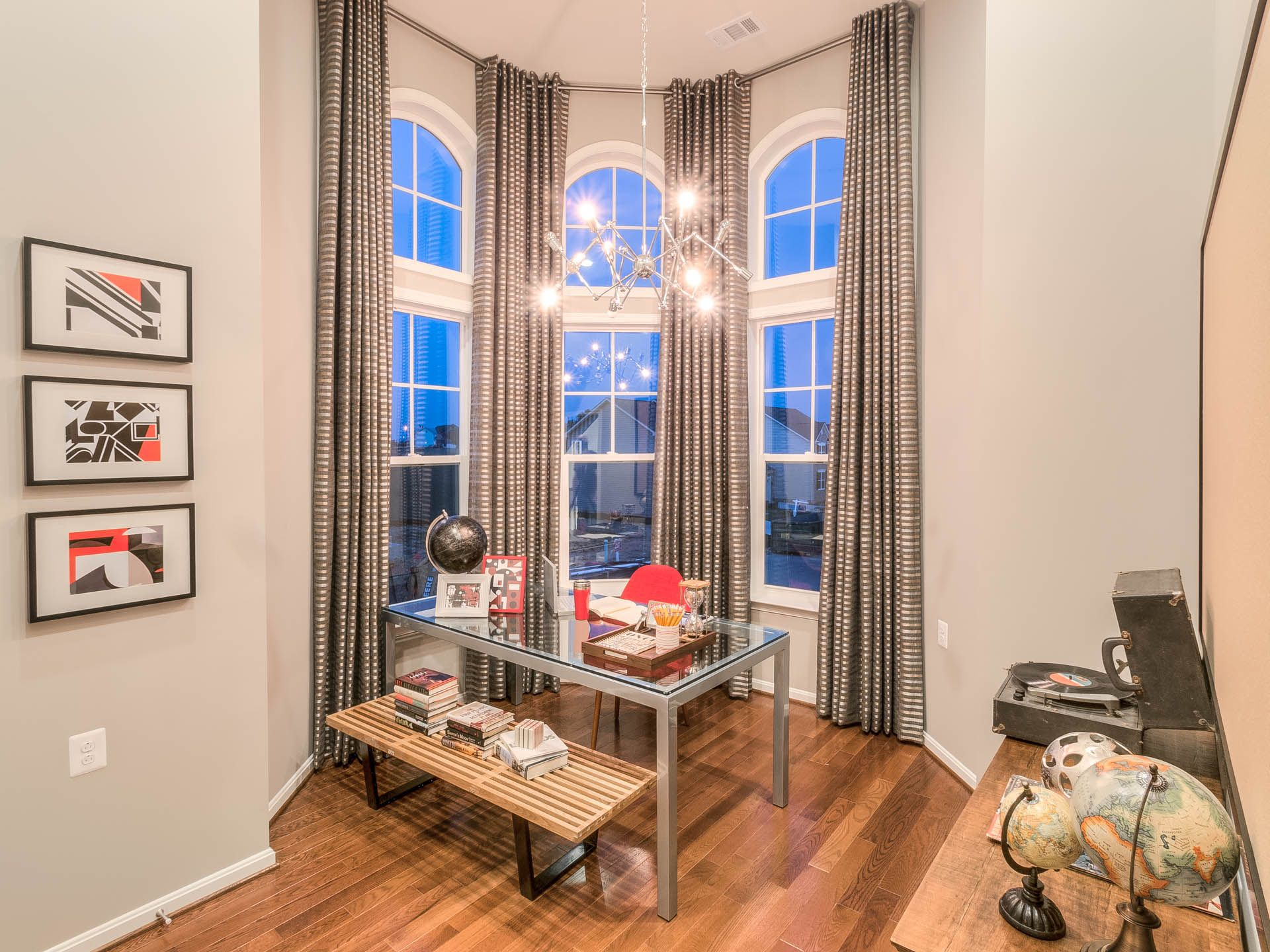 'The Georgetown Collection at Eastchurch' by Wormald Homes - D.C. Metro Area in Washington