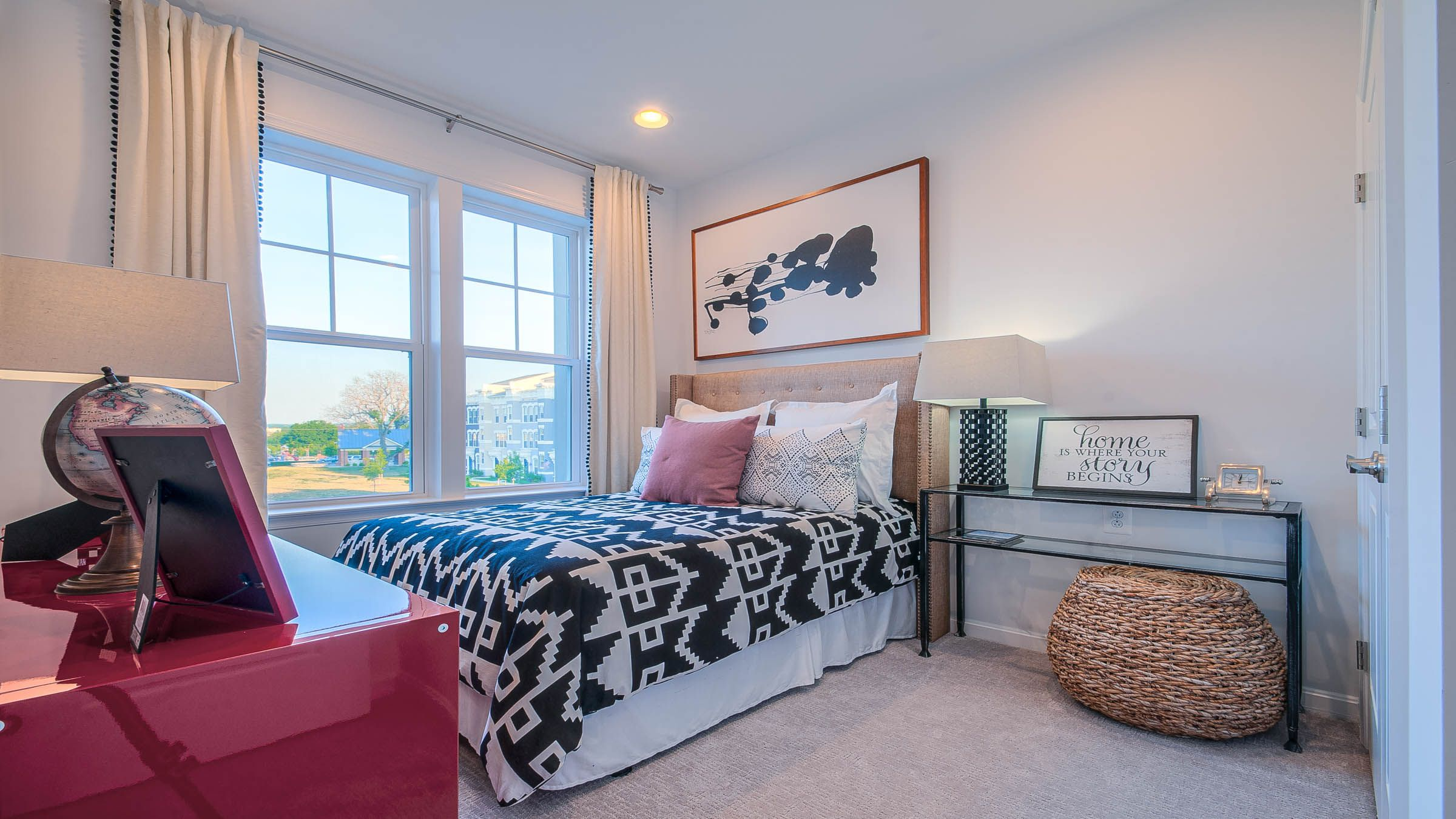 Bedroom featured in The Ashcroft By Wormald Homes in Washington, MD