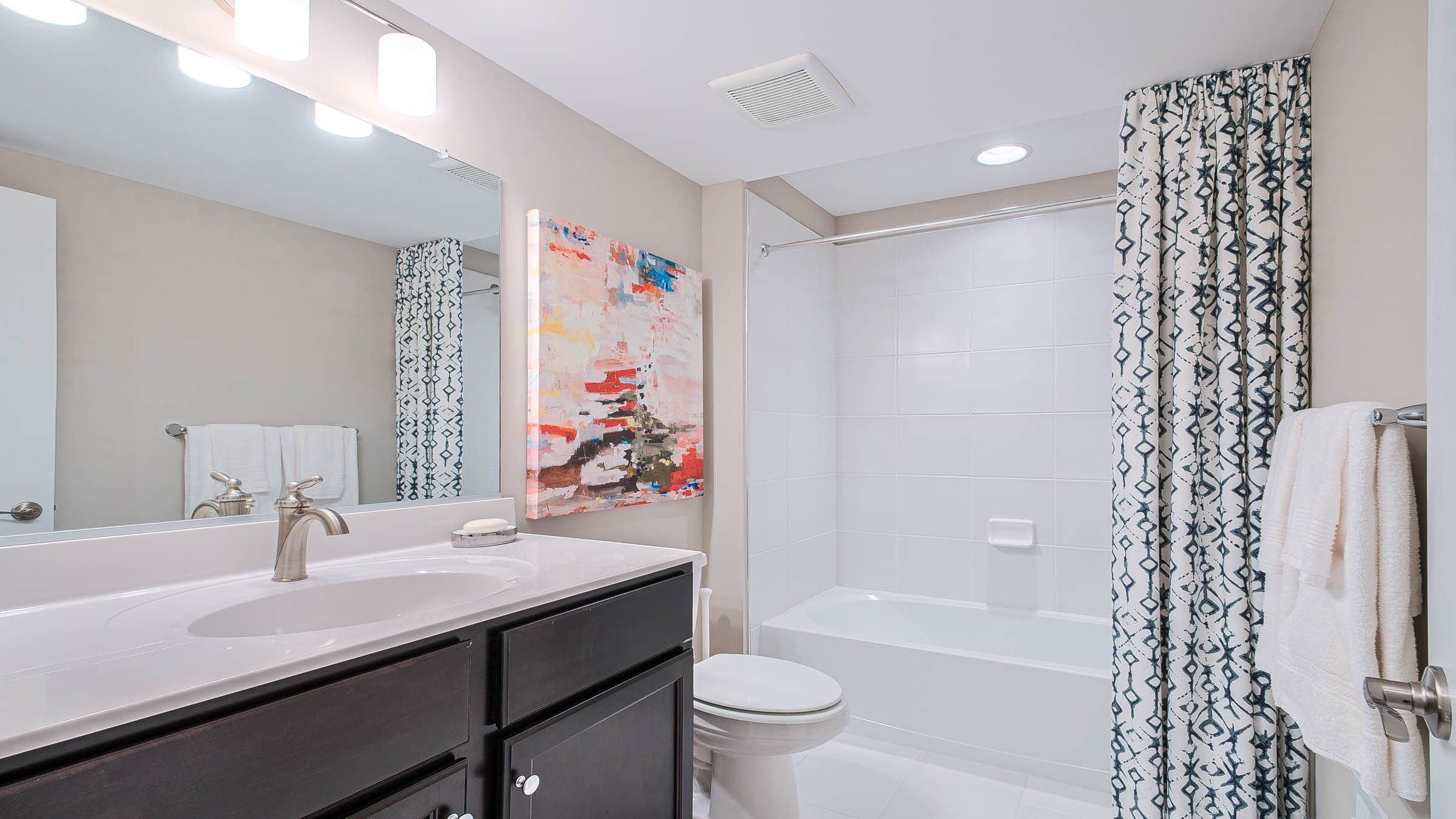 Bathroom featured in The Ashcroft By Wormald Homes in Washington, MD