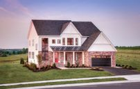 Landsdale by Wormald Homes in Washington Maryland