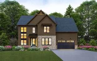 The Osborne - Landsdale: Monrovia, Maryland - Wormald Homes