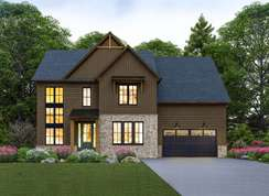 The Osborne - Beallair Modern Farmhouse Collection: Charles Town, District Of Columbia - Wormald Homes