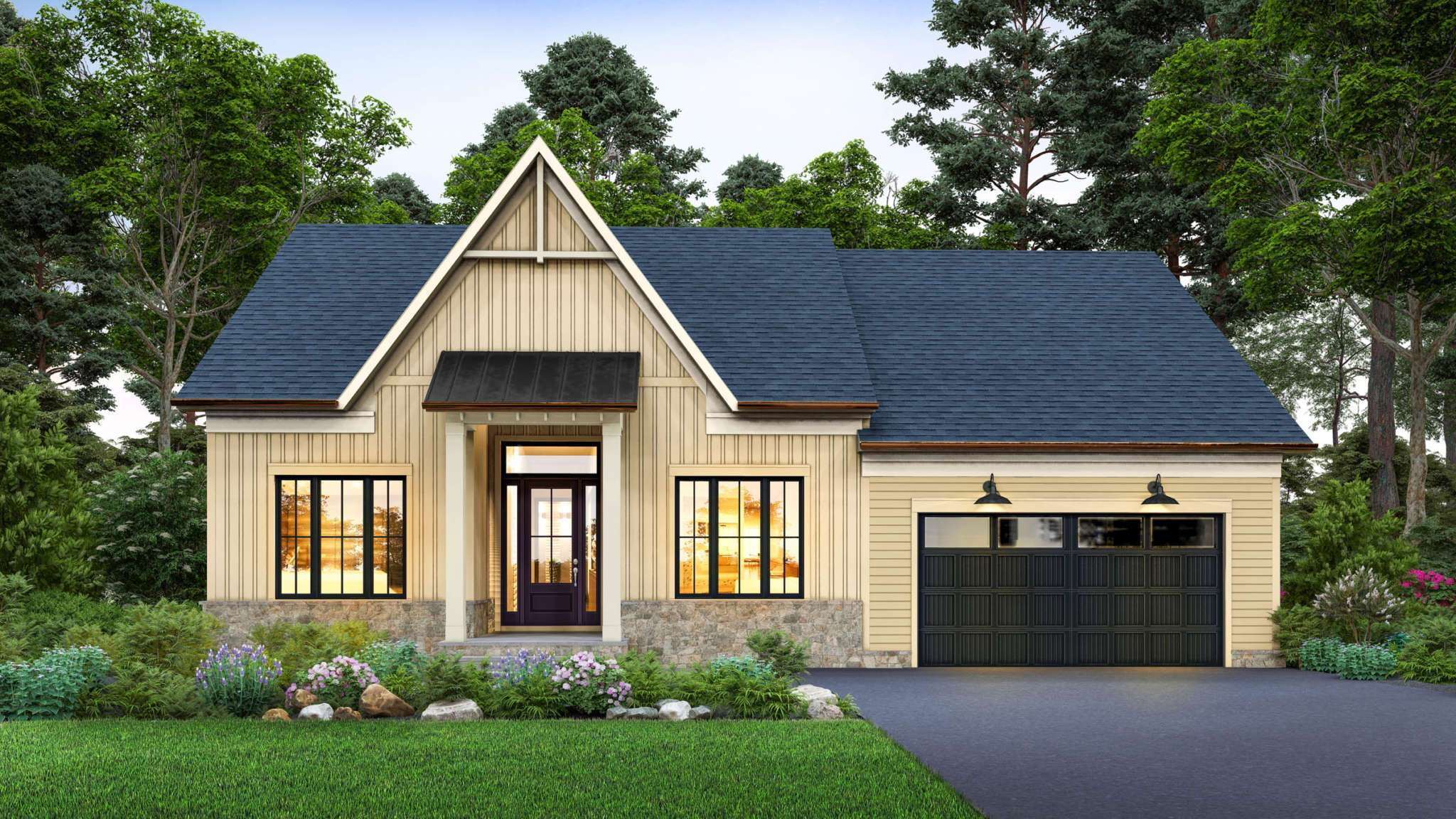 Exterior featured in The Crawford By Wormald Homes in Washington, MD