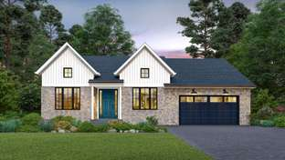 The Crawford - Beallair Modern Farmhouse Collection: Charles Town, District Of Columbia - Wormald Homes